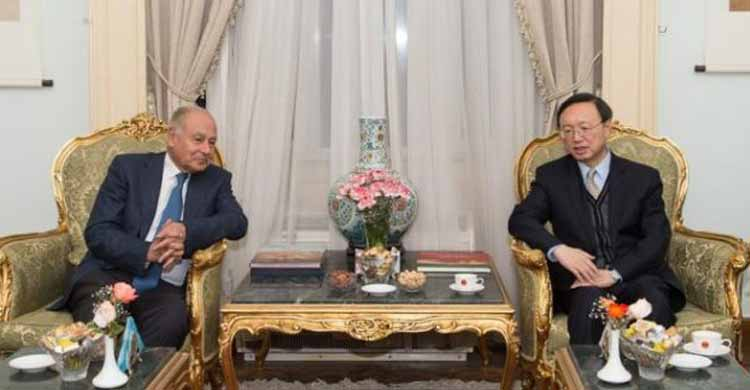 China, Egypt agree to promote pragmatic cooperation in all fields