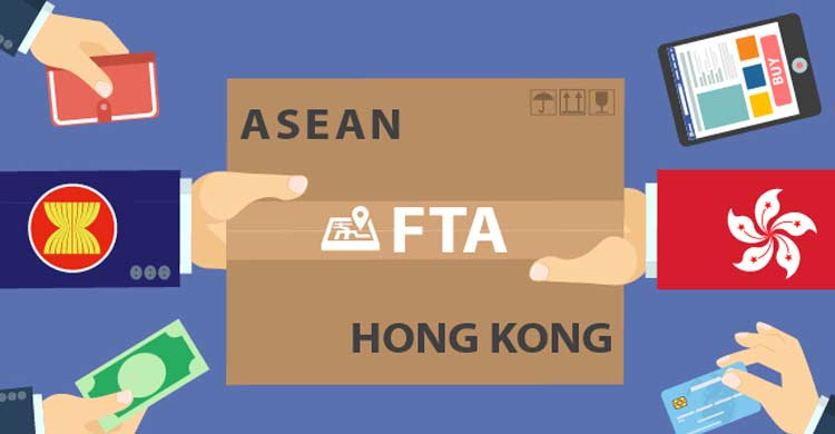 IA, FTA between Hong Kong, 5 ASEAN member states to take effect