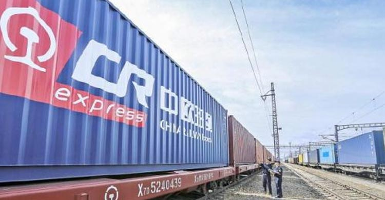 China-Europe freight train carrying photovoltaic products departs from Jiangxi for Almaty-OBOR Invest