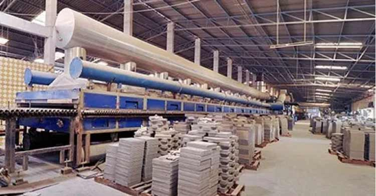 Chinese tile-making firm on track to full production at 120 mln USD Zimbabwe plant-OBOR Invest