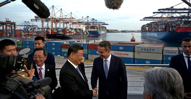China's relationships with Greece and Italy are deepening – EU is reaping exactly what it sowed-OBOR Invest(2)