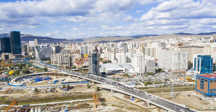 China-funded overpass in Mongolia opens to traffic-OBOR Invest(2)