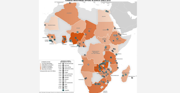 Liquid gold: Africa's oil and gas resources present China with opportunities-OBOR Invest