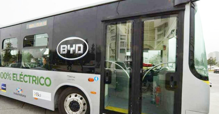 Chinese-made electric bus debuts in Peru to help city go green-OBOR Invest