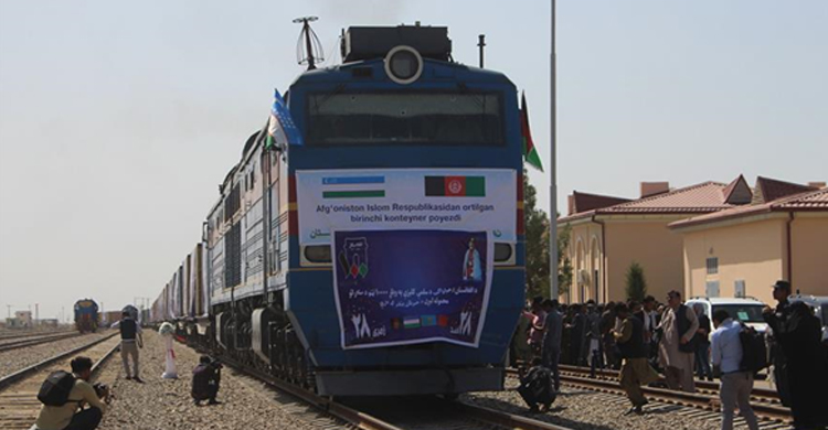 First cargo train from Afghanistan to China via Uzbekistan, Kazakhstan departs-OBOR Invest