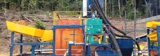 Stepnyak ore processing plant
